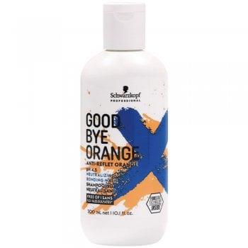 Schwarzkopf Goodbye Orange Shampoo 300ml