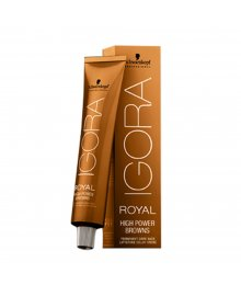 Igora Royal High Power Browns B-33 Brown Petrol