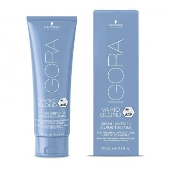 Schwarzkopf Igora Vario Blond Cream Lightener 250g