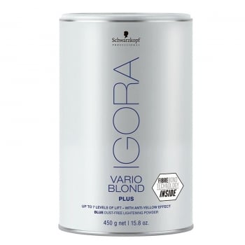 Schwarzkopf Igora Vario Blond Powder Lightener Plus 450g