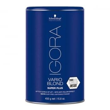 Schwarzkopf Igora Vario Blond Powder Lightener Super Plus 450g