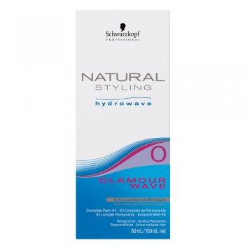 Schwarzkopf Natural Styling Hydrowave Glamour 0