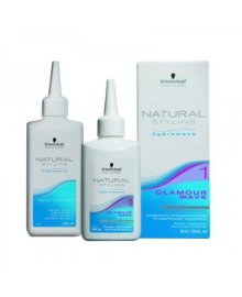 Natural Styling Hydrowave Glamour 1 3+1 Kit