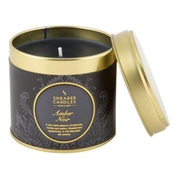Shearer Amber Noir Scented Candle