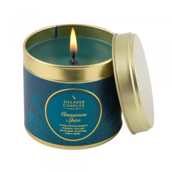 Shearer Cinnamon Spice Scented Candle