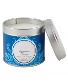 Egyptian Cotton Scented Candle