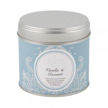 Shearer Vanilla & Coconut Scented Candle