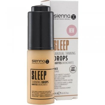 Sienna X SLEEP Tanning Drops 20ml