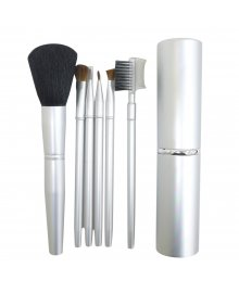 6 Piece Make Up Brush Set