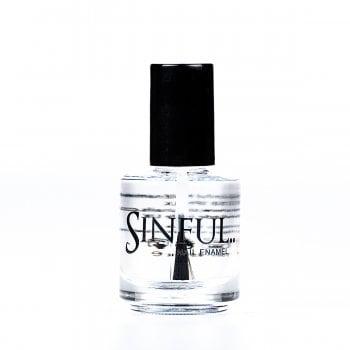 Sinful Nails Drie Hard High Gloss Top Coat 15ml