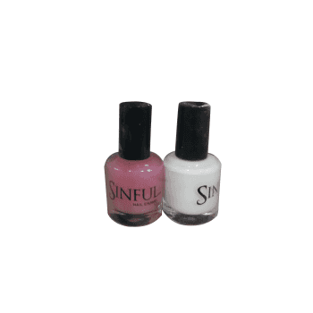Sinful Nails French Manicure Duo