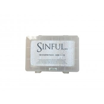 Sinful Nails Nail Tip Starter Pack 120