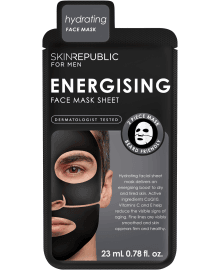 For Men Energising Face Sheet Mask