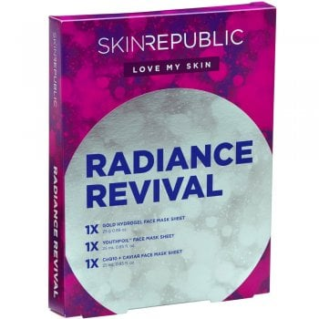 Skin Republic Radiance Revival 3 Piece Gift Set
