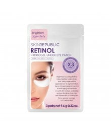 Retinol Hydrogel Under Eye Patch - 3 Pairs
