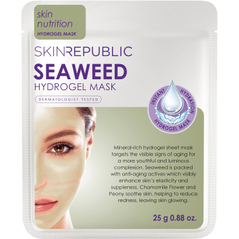 Skin Republic Seaweed Hydrogel Face Mask Sheet 25g