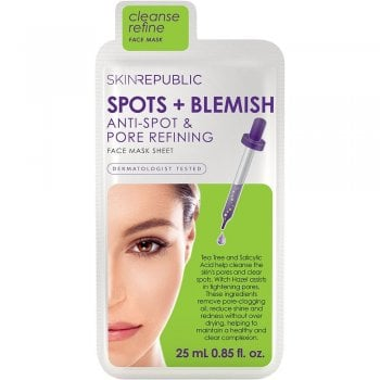 Skin Republic Spots & Blemish Face Mask 25ml