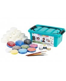Professional Face Painters Kit