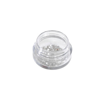 Star Nails Spangles Rhinestones Crystal x 300