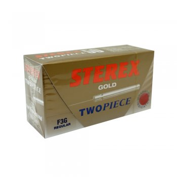 Sterex Gold Two Piece Needles F3G Regular x50