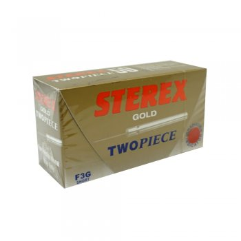 Sterex Gold Two Piece Needles F3G Short x50