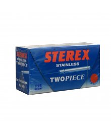 Sterex Stainless Steel 2 Piece Needles F2S