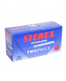 Sterex Stainless Steel 2 Piece Needles F3S