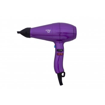 STR 3600 Hair Dryer Purple