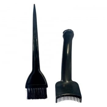 STR Balayage Spatula And Tint Brush Small