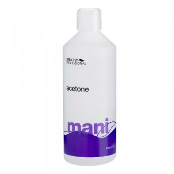 Strictly Professional Acetone Nail Polish Remover 500ml