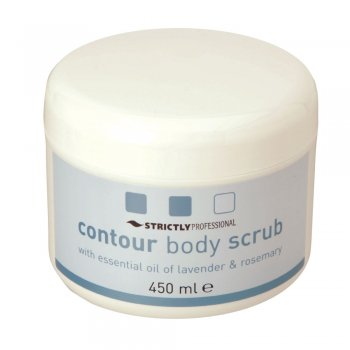 Strictly Professional Body Contour Scrub 450ml