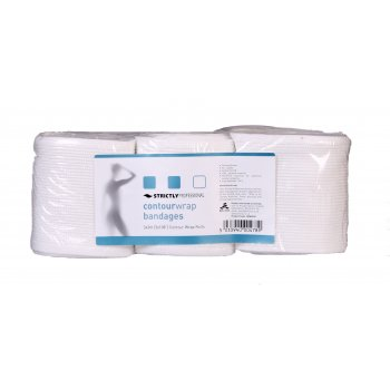 Strictly Professional Body Wrap Bandages 3m x 3