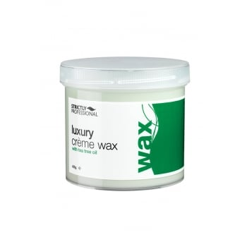 Strictly Professional Luxury Creme Wax 425g