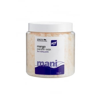 Strictly Professional Mango Paraffin Wax 500g