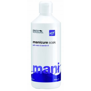 Strictly Professional Mani Soak 500ml