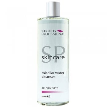 Strictly Professional Micellar Water Cleanser 500ml
