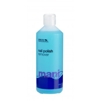 Strictly Professional Nail Polish Remover 500ml