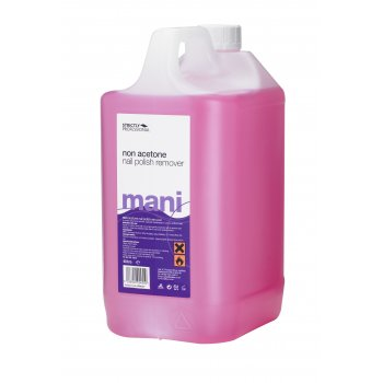 Strictly Professional Non Acetone Nail Polish Remover 4 Litre
