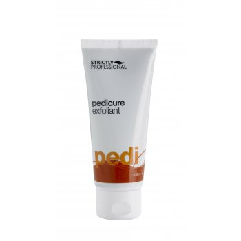 Strictly Professional Pedicure Exfoliant 100ml