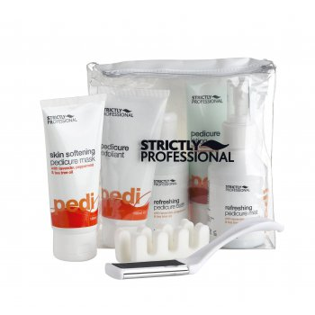 Strictly Professional Pedicure Kit
