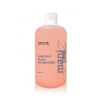 Strictly Professional Prep and Finish for Gel Polish 250ml