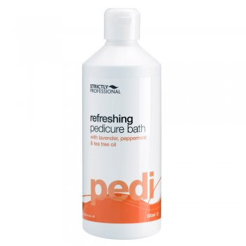 Strictly Professional Refreshing Pedi Bath 500ml