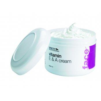 Strictly Professional Vitamin E&A Cream 450ml