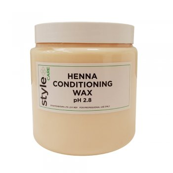 Style Care Henna Conditioning Wax 1kg