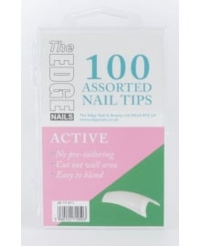 Active Tips Assorted x 100