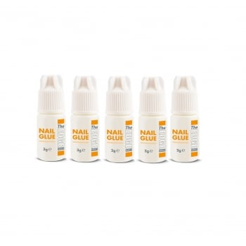 The Edge Nail Adhesive 3g x 5