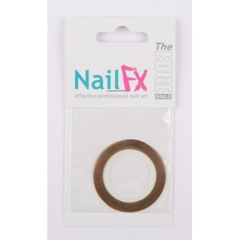 The Edge Striping Tape Gold