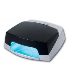 UV Gel Curing Lamp 36W Silver/Black