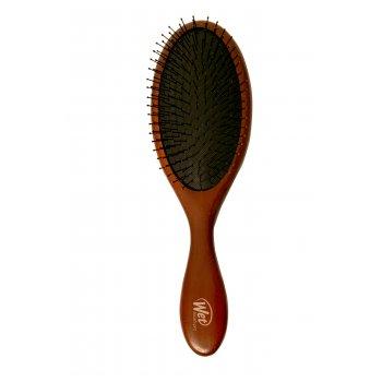 The Wet Brush Pro Naturals Dark Wood Detangling Hair Brush