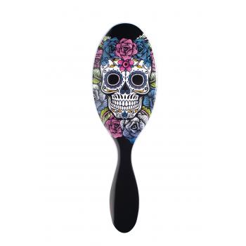 The Wet Brush Purple Rose Skull